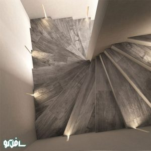 11 300x300 نورپردازی دیواری پله