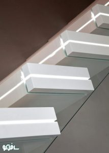 11 214x300 نورپردازی آبچکان پله