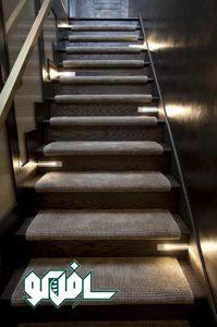 5 1 199x300 نورپردازی پیشانی پله