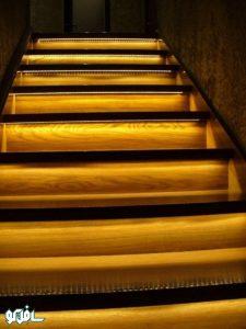 5 225x300 نورپردازی آبچکان پله