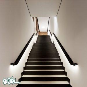 3 300x300 نورپردازی نرده پله