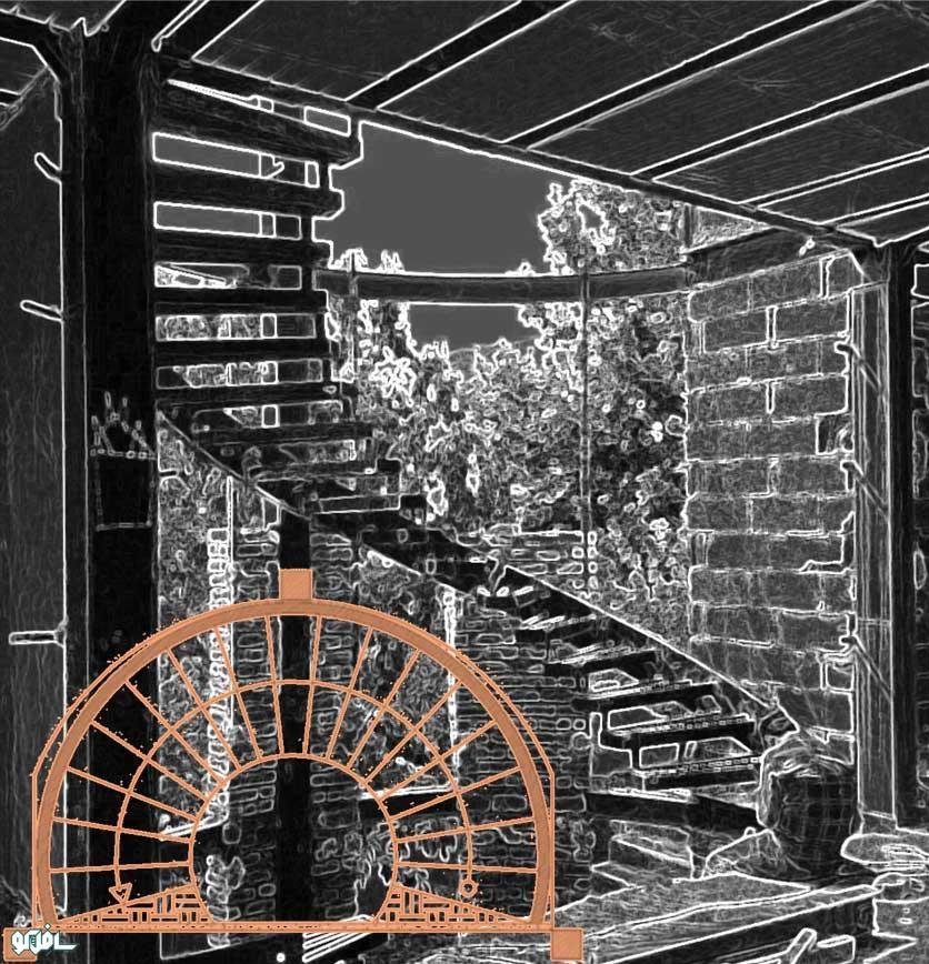 روند سفارش و ساخت پله گرد در سافلکو