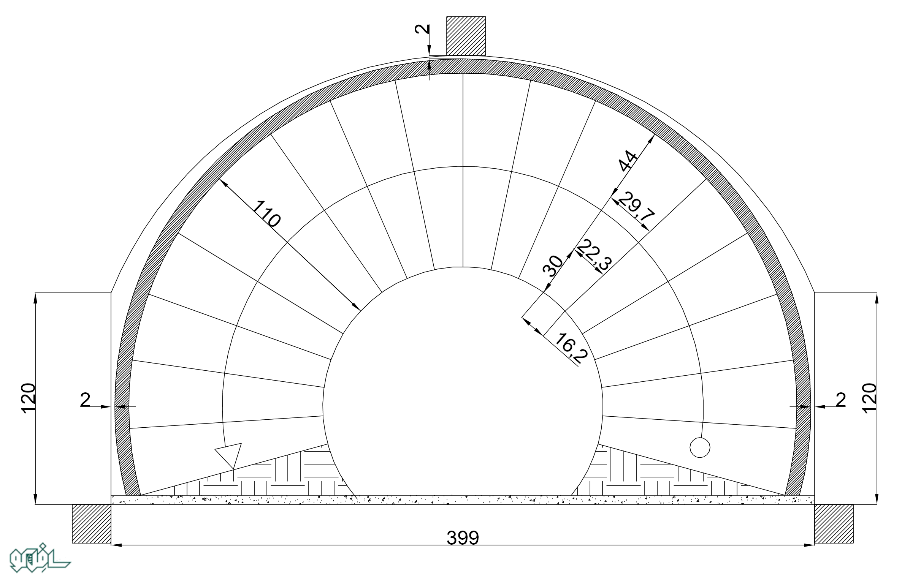 3 روند سفارش و ساخت پله گرد در سافلکو