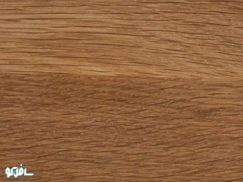 بلوط پله گرد چوبی