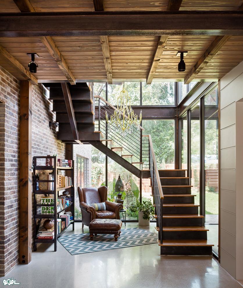 چوب مناسب برای تکمیل پله گرد داخلی (بخش دوم)